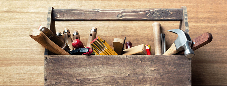 What's in Your Agency's Efficiency Toolbox?