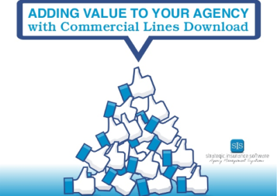 Adding Value to Your Agency with Commercial Lines Downloads