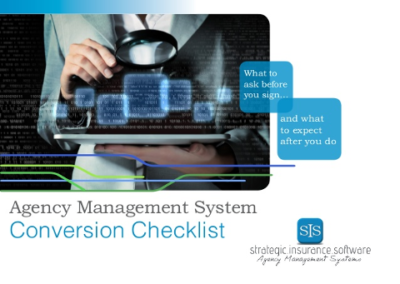 Conversion Checklist, What to Ask, What to Expect