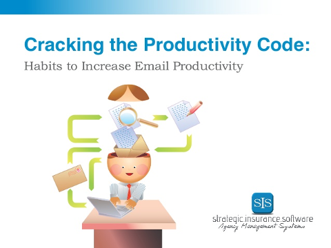 Cracking the Productivity Code