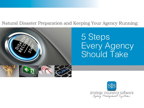 Natural Disaster Preparation and Keeping Your Agency Running: 5 Steps Every Agency Should Take