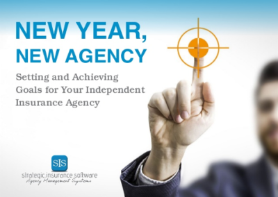 Setting and Achieving Goals for Your Independent Insurance Agency