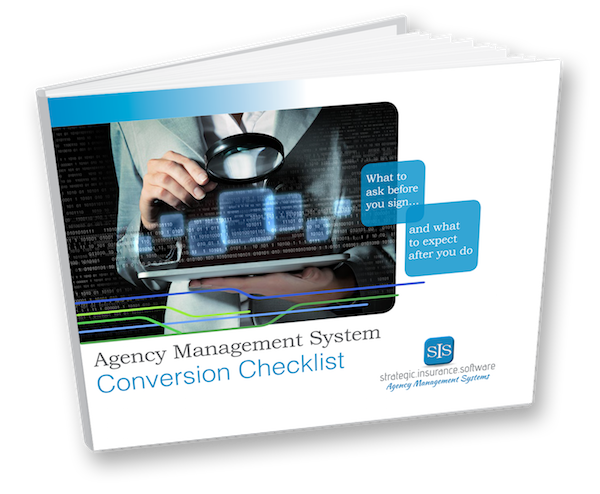Agency Management System Conversion Checklist