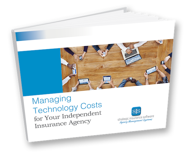 Managing Technology Costs for Your Independent Insurance Agency