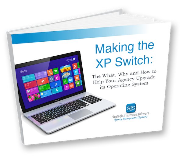 Making the XP Switch Guide