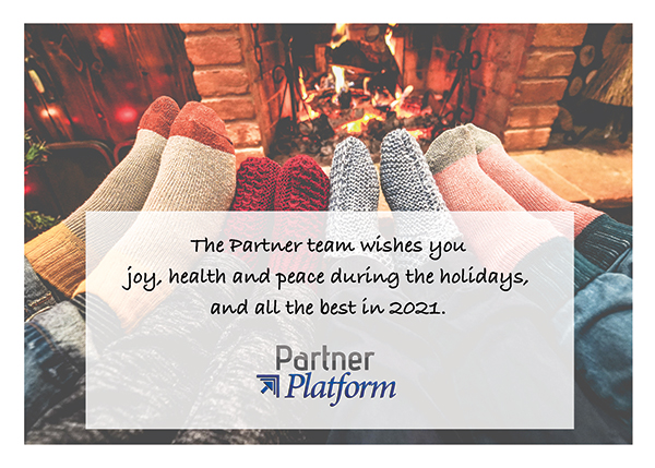 Happy Holidays from the Partner Platform Team