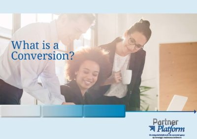 What is a Conversion